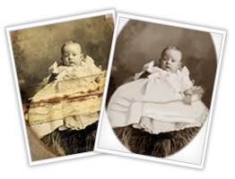 Photo Hut, Photo Restoration